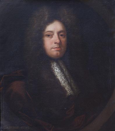 Sir Pury Cust (1655-1698/9)