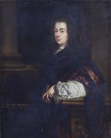 Sir Richard Brownlow, 2nd Bt (1628-1668)