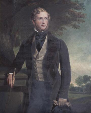 John Hume Egerton, Viscount Alford MP (1812-1851)