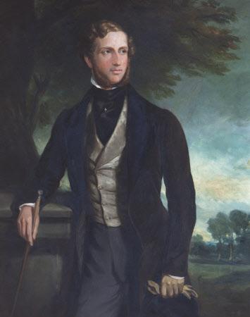 John Hume Egerton, Viscount Alford (1812-1851)