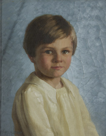 Michael Pickersgill Benthall (1919-1974), as a young boy