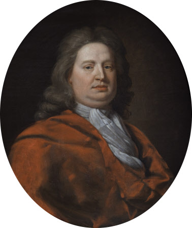 Colonel George Lucy (1665/66 - 1721)