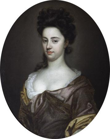 Jane Bohun, Mrs George Lucy (m. 1712)