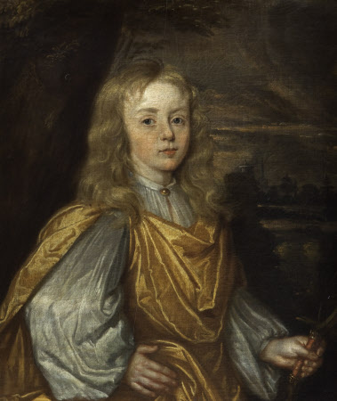 Davenport Lucy (1659/60 - 1690), as a young boy