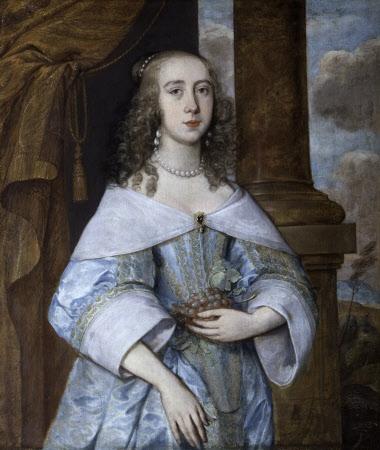Margaret Spencer, Lady Arundell of Wardour (d.1704)