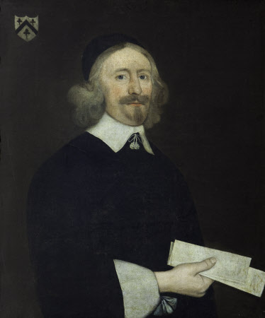 The Reverend Richard Underhill, but really William Underhill of Ludlow (1588 - 1656)