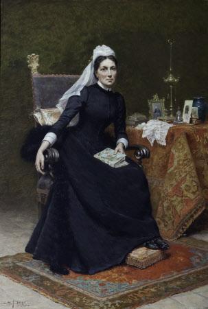 Christina Cameron Campbell, Mrs Henry Spencer Cameron- Lucy (d. 1919)