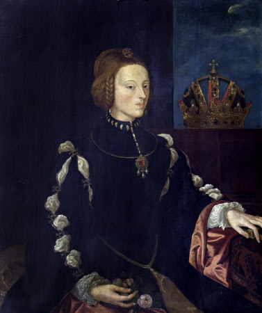 Empress Isabella (of Portugal) Empress of Spain (1503-1539) (after Titian)