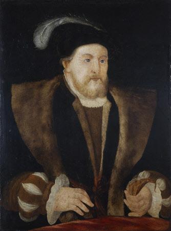 Called Charles Brandon, 1st Duke of Suffolk (d.1545) but really King Henry VIII (1491–1547)