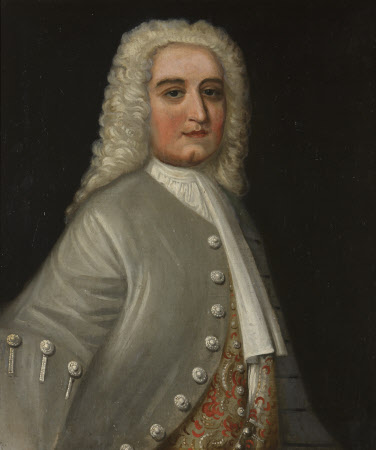 Called Bartholomew Richard Barneby (né Lutley) (1717 - 1783), but possibly really Philip Lutley ...
