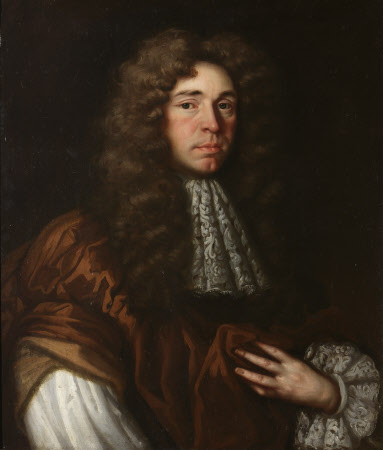 Called John Barneby (d. 1684), but really Richard Barneby (1644-1719/20) as a Young Man