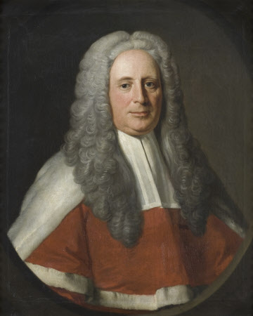Judge Michael Ward (1683-1759)