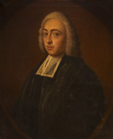 The Reverend George Ambrose Hopkins