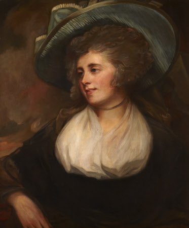 Lady Arabella Crosbie, Lady Edward Ward (d.1813) (after George Romney)