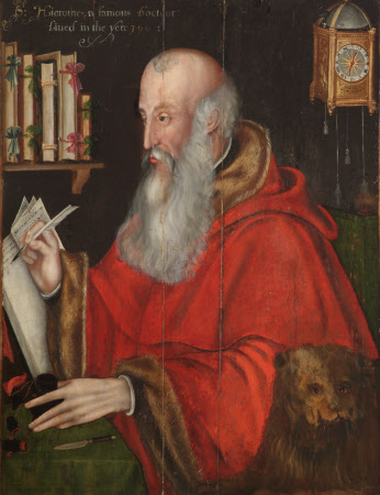 Four Fathers of the Church: Saint Jerome (c.342-420)