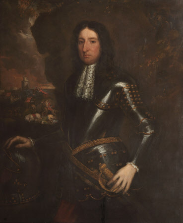 A Gentleman in Armour, called 'Mr Clutton'