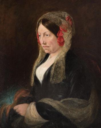 Dorothy Clutton, Mrs John Henry Whitmore-Jones (1792/3-1862)