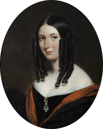 Mary Elizabeth Williams, Mrs George Hammond Lucy (1803 – 1890)
