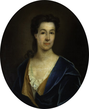 Possibly Mary Bohun (Boun), Mrs George Lucy (1676 - 1708)
