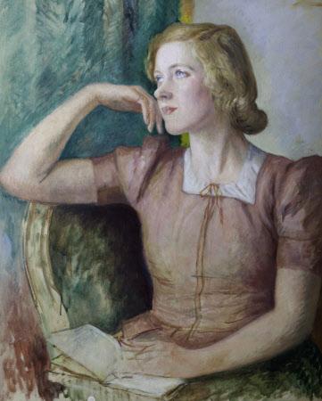 The Hon. Alice Caroline Helen Buchan, Lady Ramsay-Fairfax-Lucy (1908 -1993)