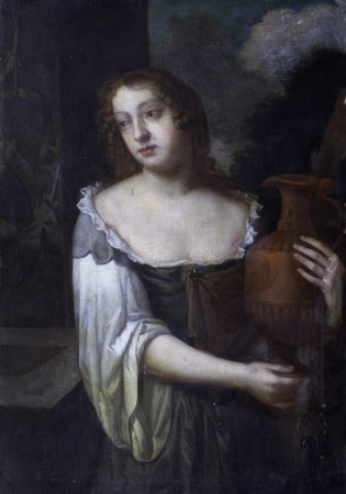 An Unknown Woman as Artemisia