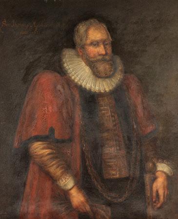 Sir Thomas I Myddelton (1550-1631) as Lord Mayor of London, 1613