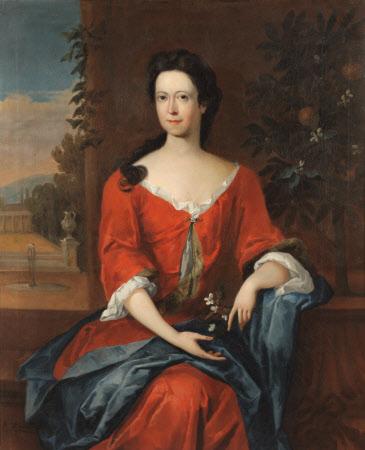 Mary Liddell, Mrs John Myddelton (d. 1741)