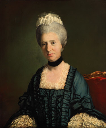 Called Henrietta Shelley, Countess of Onslow (1730/1-1802/9) but possibly really Lady Henrietta ...