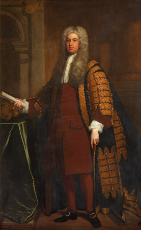 Arthur Onslow (1691–1768), Speaker of the House of Commons