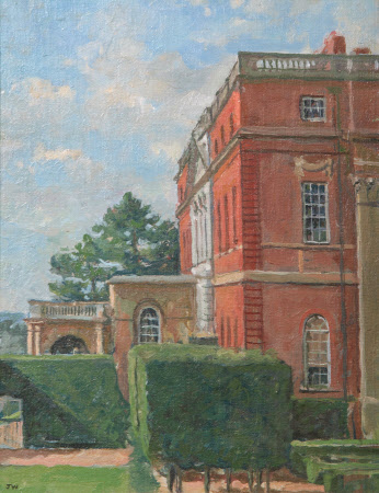 The South West Corner, Clandon Park