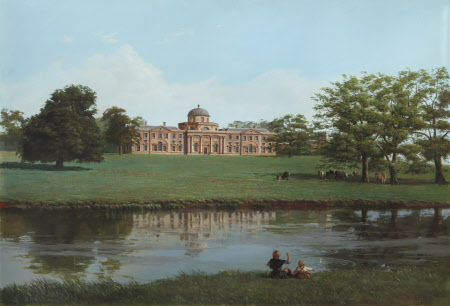 A Reconstruction of Claydon House