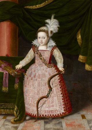 Gaston, duc d'Anjou, later duc d'Orléans, 'Monsieur' (1608-1660) as a Child
