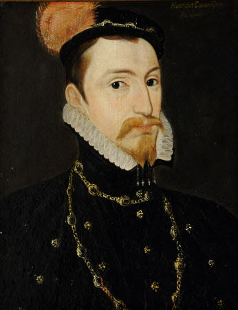 Robert Dudley, Earl of Leicester (1533 – 1588)