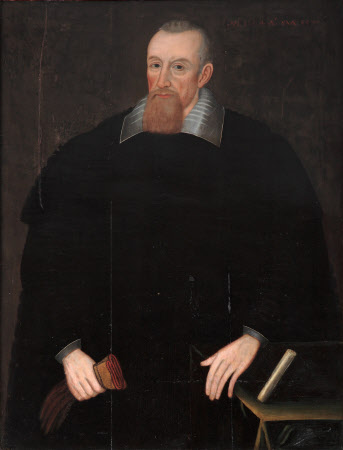 Edward Bruce, 1st Lord Bruce of Kinloss (1548-1611), aged 55