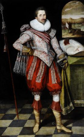 Henry Cary, 1st Viscount Falkland (c.1575 – 1633)