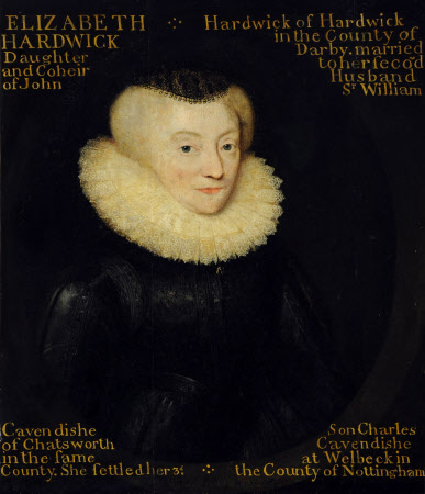 An Unidentified Widow, known as Elizabeth Hardwick ('Bess of Hardwick'), Countess of Shrewsbury ...