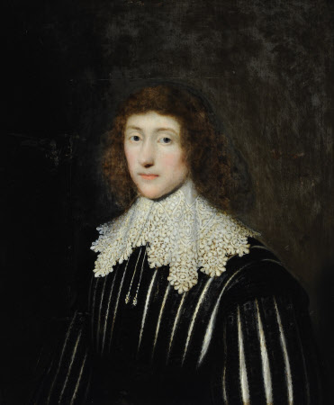 A Young Man, formerly known as William Cavendish, 3rd Earl of Devonshire (1617-1684)