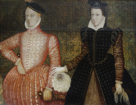 Henry Stuart, Lord Darnley, (1545–1567) and Mary, Queen of Scots (1542–1587)
