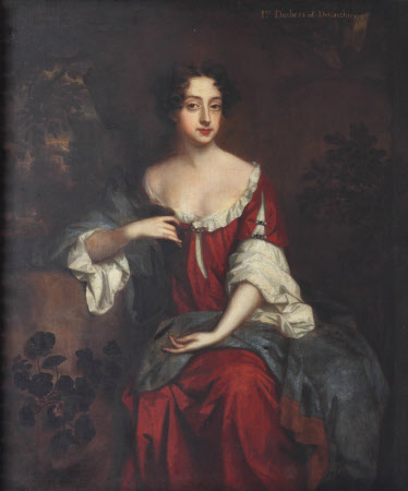 Lady Mary Butler, Duchess of Devonshire (1646-1710)