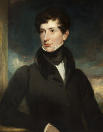 Sir William George Armstrong , later 1st Baron Armstrong of Cragside (1810-1900), aged 21