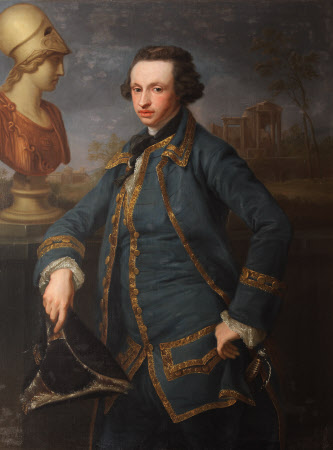 Thomas Peter Giffard (1735-1776), aged 32