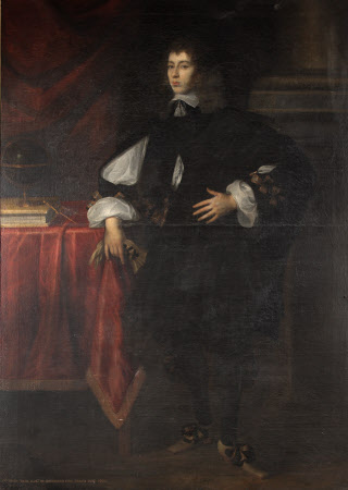 Possibly Sir Charles Yate, 3rd Bt (c.1634 - c.1680), as a young man