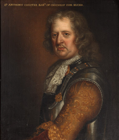 Sir Anthony Chester, 3rd Bt  of Chicheley, Buckinghamshire  (1634 - 1698)