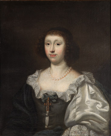 Anne Pakington, Lady Anderley (d.1642)