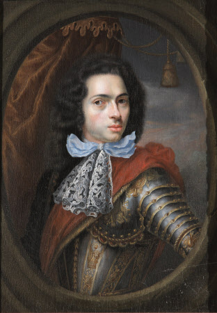 Possibly Sir John Yate, 4th Bt (c. 1660-1690), wearing Parade Armour
