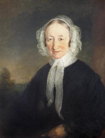 Jane Harvey, Mrs Richard Trevithick (1772 - 1863)