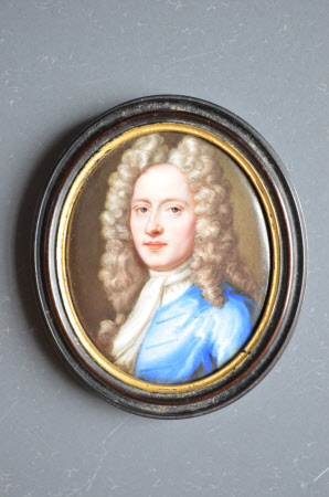 Sir Jacob Astley, 1st Baronet Astley of Hill Morton, MP (1640 – 1729)  or more probably one of his ...