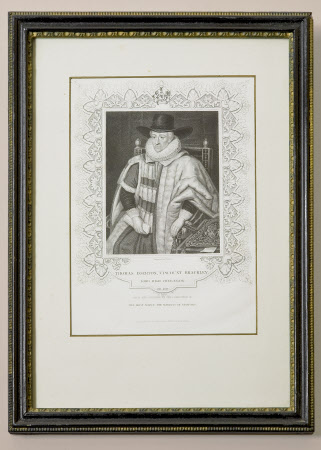 Sir Thomas Egerton, 1st Viscount Brackley (1540-1617)
