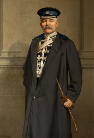 William Henry Armstrong Fitzpatrick Watson-Armstrong, 1st Baron Armstrong of Bamburgh and Cragside ...