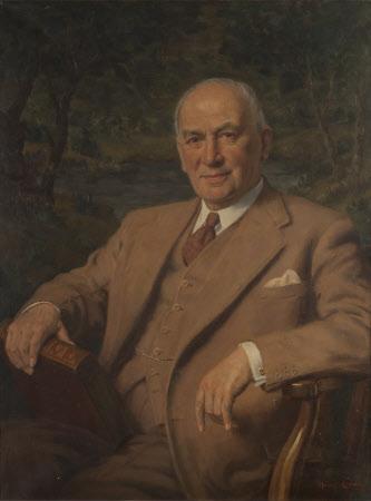 Sir Courtauld Greenwood Courtauld-Thomson, Baron Courtauld-Thomson, KBE, CB (1865–1954)